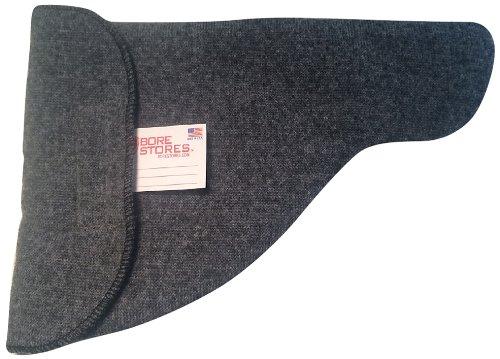 Bore Stores P-3 Silicone Treated Gun Storage Case, Grey