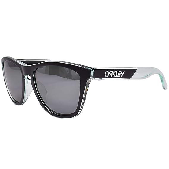 Oakley Frogskins Gafas de sol para hombre, ajuste asiático ...