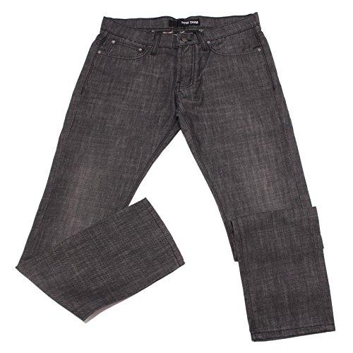Trouser Men Nero Black 2298W uomo PAOLO Denim Cotton Jeans PECORA xA6nw0qZ