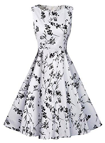 1950s audrey hepburn wedding dress - 6