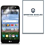 6X - Spartan Shield Premium HD Screen Protector For LG L63BL - 6X