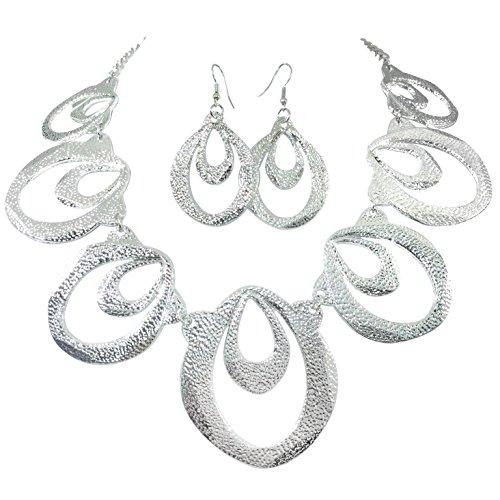 Double Necklace Set - 4