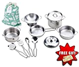 Play Pots and Pans Toys for Kids - Kitchen Playset
