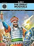 The Great Mughals: 5 in 1 (Amar Chitra Katha)