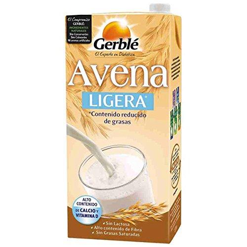 Gerblé - Bebida de Avena Ligera - 1l: Amazon.es: Salud y cuidado personal