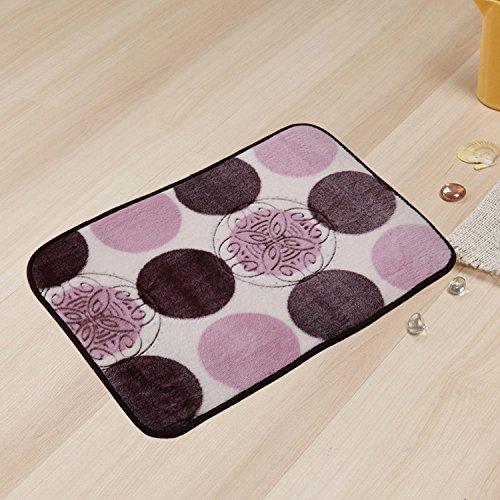 xxl Rub de porte salle de bain de sol maison europ¨¦enne porte mat mat chambre cuisine le pad tapis , 3