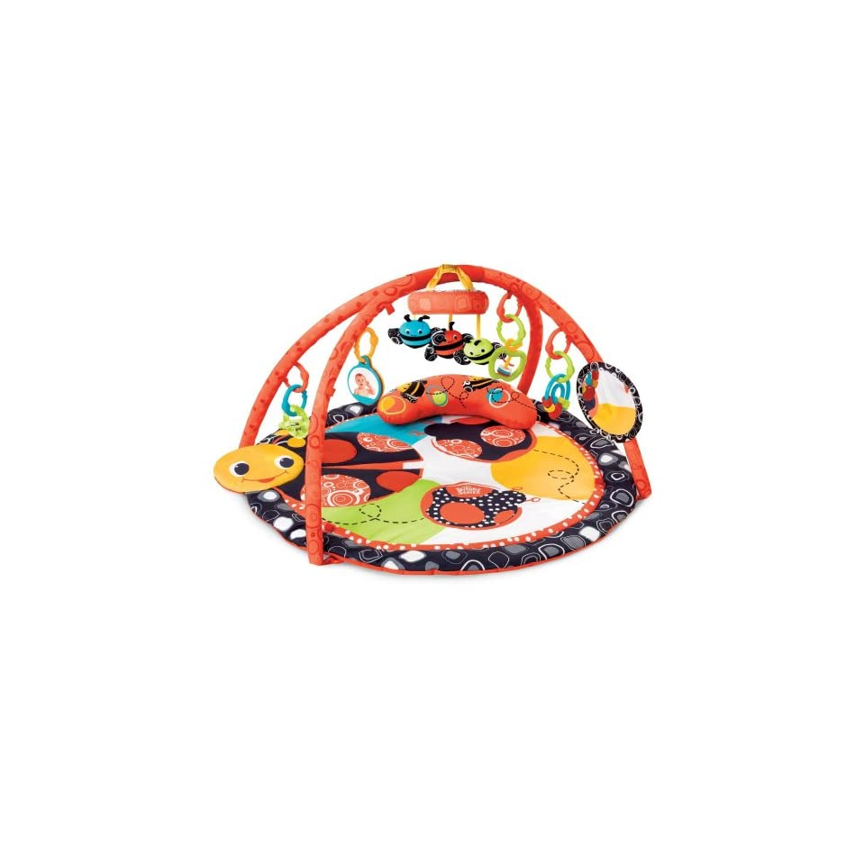 Bright Starts Babys Play Place Play Mat