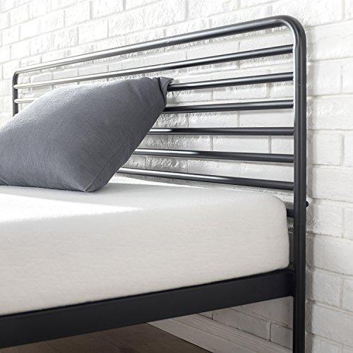 Zinus Sonnet Metal Platform Bed Frame Mattress