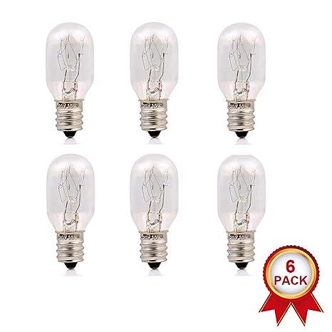 Amazoncom Suyeper 15 Watt Himalayan Salt Lamp Light Bulbs