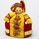 Tea Cozy Doll ''Khokhloma Barynya''
