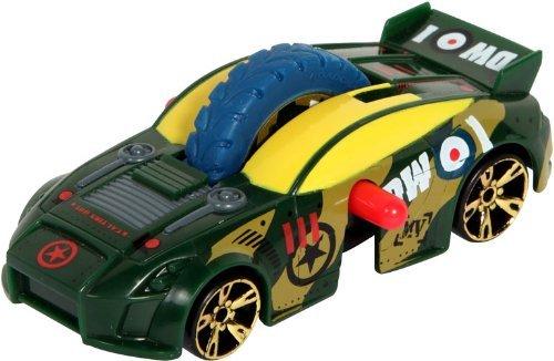 GX Racers 1:64 Cars Speed Series 2 Bullet Proof (Rain Gyro) ()