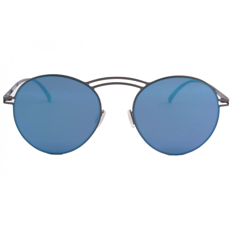 Lunettes De Soleil Miroir Bleu Aluminium Catel - Mixte UYgfTVYu