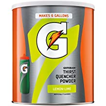 Gatorade Thirst Quencher, Lemon Lime, 51 Ounce Powder