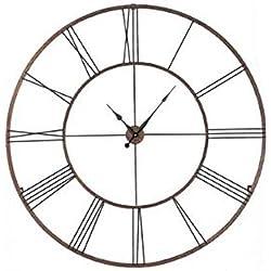 Gigantic 50 Open Design Classical Roman Numeral Wall Clock