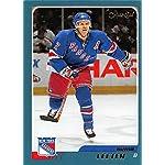 fdde6074d 2003-04 O-Pee-Chee Hockey Card  60 Brian Leetch New York Rangers Official  NHL.