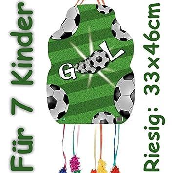 Piñata * Fútbol * - como Tren Piñata para hasta 7 Niños ...