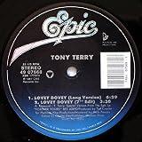 TONY TERRY - LOVEY DOVEY - 12 inch vinyl record