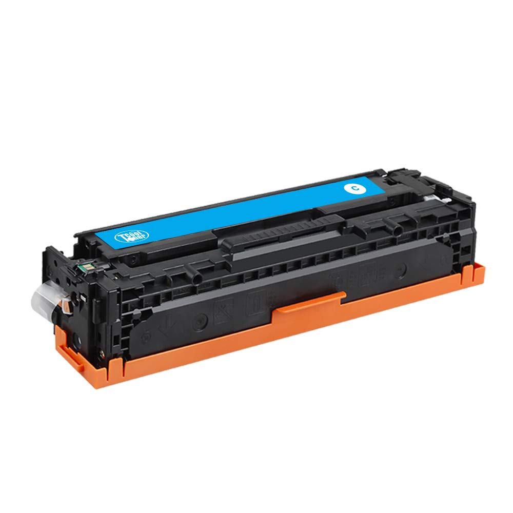 Cool Toner 4 Packs Compatible Toner for 131A 131X HP CF210A CF210X CF211A CF212A CF213A for Canon i-Sensys LBP7100CN LBP7110CW MF8280CW MF8230CN HP Laserjet Pro 200 Color M251N M251NW MFP M276N M276NW