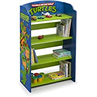 Delta Children Teenage Mutant Ninja Turtles Wood Bookshelf