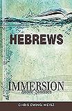 Immersion Bible Studies: Hebrews