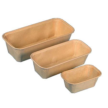 Pro DP - Moldes de Papel para Hornear Desechables (biodegradables ...