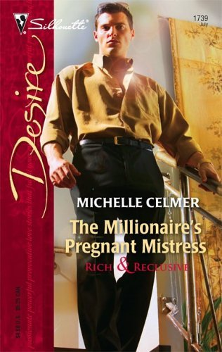 book cover of The Millionaire\'s Pregnant Mistress