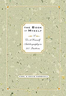 The book of me a do it yourself memoir notebook diary the book of myself a do it yourself autobiography in 201 questions solutioingenieria Choice Image