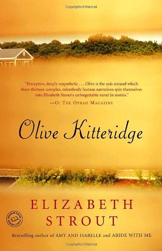 By Elizabeth Strout - Olive Kitteridge (Reprint) (8/31/08)