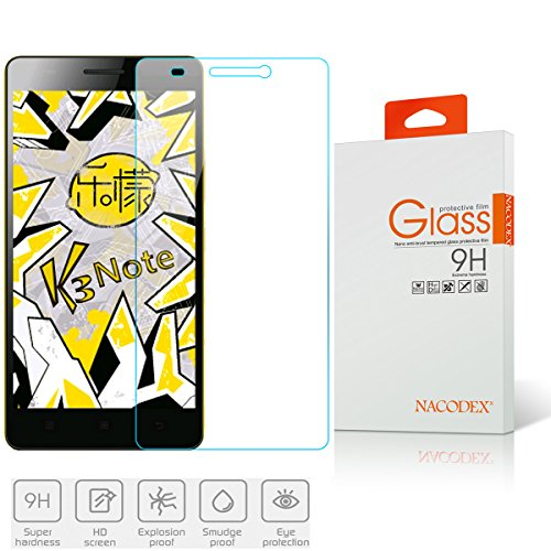 Tempered Glass Screen Protector for Lenovo A7000 Plus A7000+ - 1