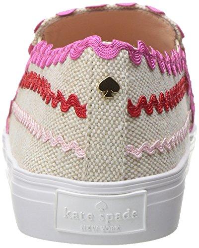 Kate Spade New York Vrouwen Senza Fashion Sneaker Natuurlijke