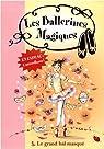Les ballerines magiques, Tome 3 : Le grand bal masqué par Godeau
