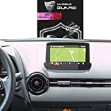 Anti-Glare Mazda CX-3 MX-5 7-Inch MZD Connect Navigation Touch Screen Radios Screen Protector Invisible Ultra HD Clear Film Anti Scratch Skin Guard - Smooth/Self-Healing/Bubble -Free by IPG