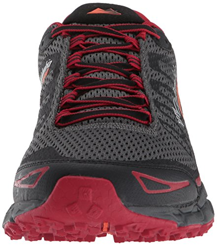 Columbia Bajada III, Scarpe da Trail Running Uomo Grigio (Graphite, Tangy Orange 053)