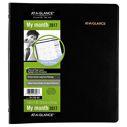 GLANCE Monthly Planner Appointment 7023605