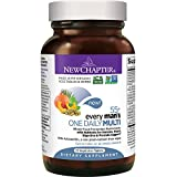 Best New Chapter Womans Vitamins - New Chapter Multivitamin for Men 50 plus Review