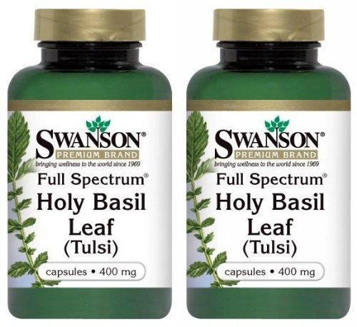 Swanson Premium Spectrum Bottles Capsules