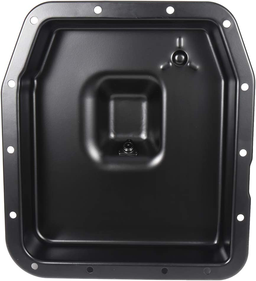 ANPART Transmission Oil Pan Replacing Engine Part for 1992-2004 Expedition 4R75W E-250 E-150 4R70E Oil Sump with OE 265-813 6L3Z7A194A Engine Transmission Oil Pan