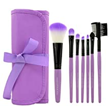 Changeshopping(TM)1 Set/7 PCS Real Techniques Professional Core Collection Set Wood Makeup Brush Set Makeup Cosmetic Tools Beauty Brushes