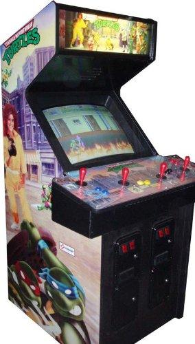ninja turtles arcade game - 1