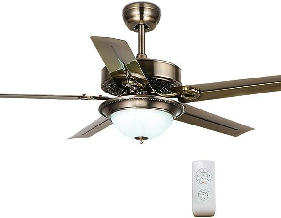 Beautiful lamps / Ventilador de techo moderno, estilo americano ...