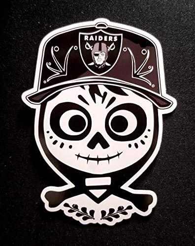 Stickers Miguel - Creative Club Stickers Coco Miguel Oakland Raiders Sticker Vinyl 4