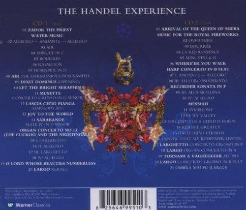 The Handel Experience : Various Artists: Amazon.es: Música