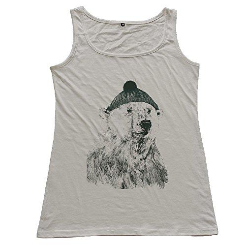 womens-funny-polar-bear-tank-top