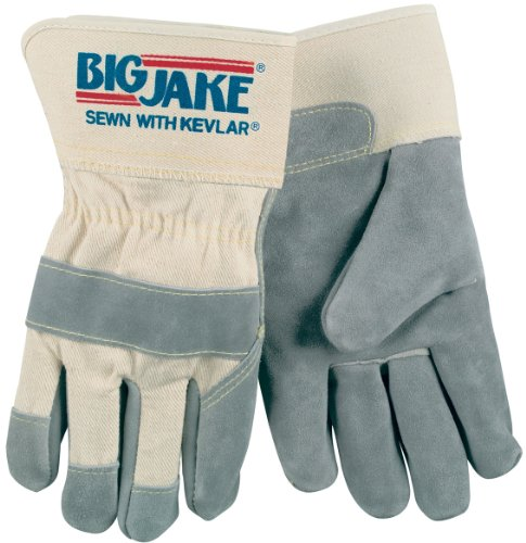 Mcr Safety Memphis glove 1702L Big Jake Cow Leather Palm ...