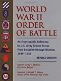 World War II Order of Battle, Shelby L. Stanton, 0811701573