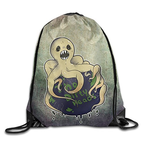 YYHU Dirty Heads Drawstring Backpack Bag Sack Bag - Great For Travel And Everyday - Shopping Westbrook
