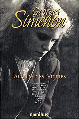 Romans des femmes: Amazon.es: Simenon, Georges: Libros en ...