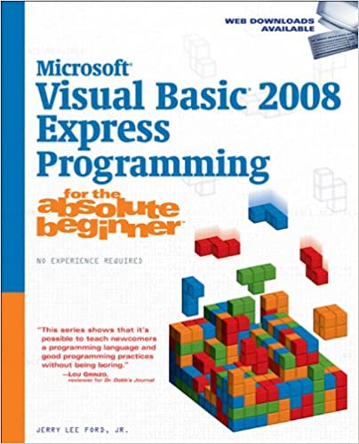 Microsoft Visual Basic 2008 Ebook