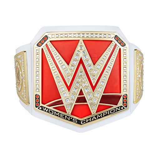 WWE WEIß DAMEN WELTMEISTERSCHAFT SPIELZEUG TITEL WRESTLING GÜRTEL - MATTEL