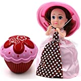 Cupcake Surprise Princess Edition Scented Doll Marilyn + Bonus Matching Mini Cupcake Surprise Doll Marilyn Set Of 2